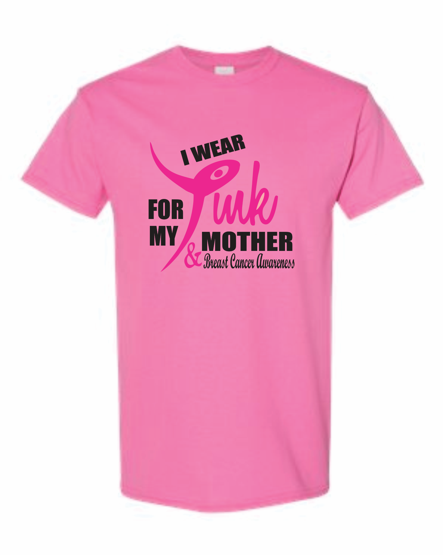 I Wear Pink for ...