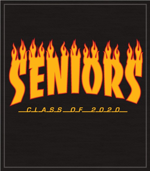 Senior - Thrasher Flame