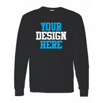 Custom Long Sleeve - Adult